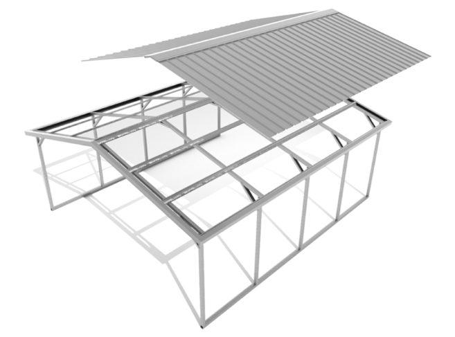 Carport-Express-Components