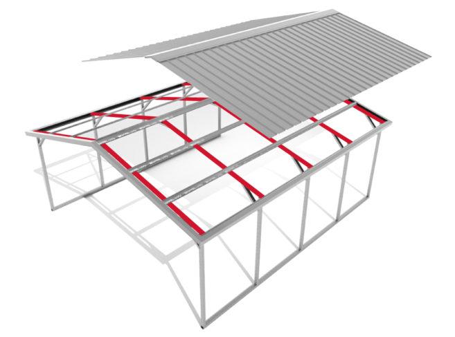 image Carport-Express-Components-Bows
