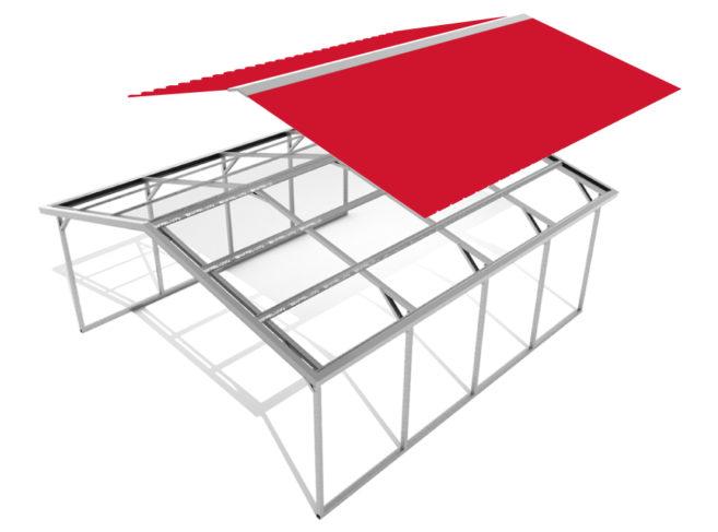 image Carport-Express-Components-Roof-Panels
