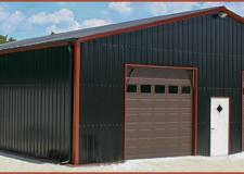 All Vertical Garage