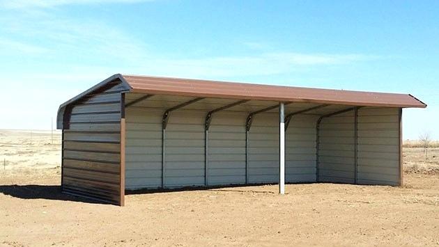 Regular Style Loafing shed
