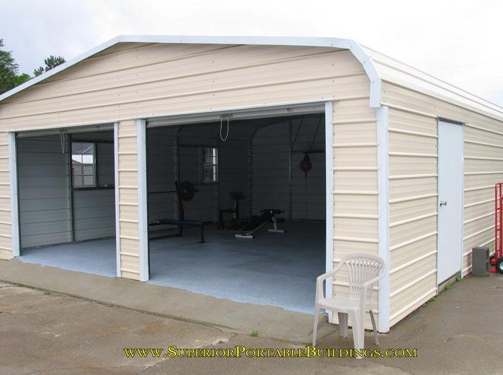 Regular garage