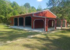 Vertical Pavilion stye