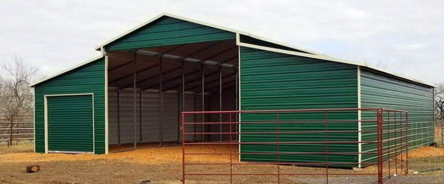 Green Metal Buildings