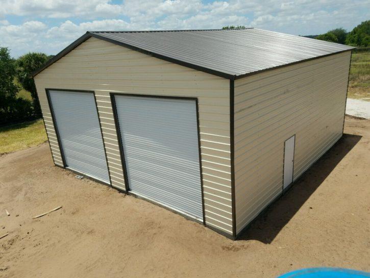All Vertical Commercial Garage